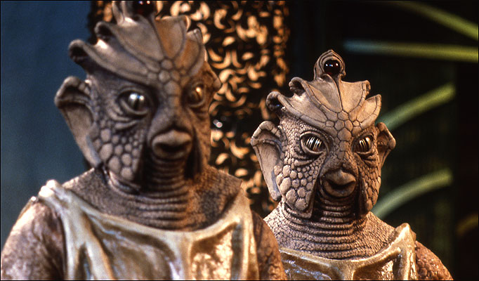 The Silurians